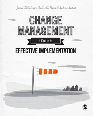 Change Management by Robert A. Paton image