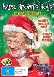 Mrs Browns Boys 2016 Christmas Specials on DVD