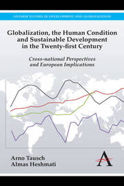 Globalization, the Human Condition and Sustainable Development in the Twenty-first Century by Arno Tausch