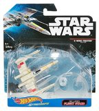 Hot Wheels: Star Wars Rogue One Starship - X-Wing Red 5
