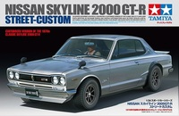 Tamiya 1/24 Skyline 2000 GT-R St Custom - Model Kit