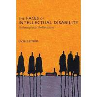 The Faces of Intellectual Disability by Licia Carlson image