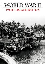 World War II - Island Battles on DVD image