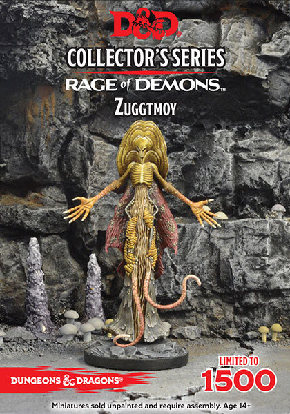 Zuggtmoy Resin Miniature At Mighty Ape Australia