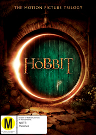 The Hobbit Trilogy on DVD