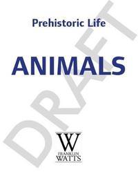 Prehistoric Life: Animals by Clare Hibbert image