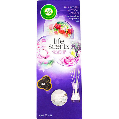Airwick Life Scents Reed Diffuser - Mystical Gardens(30ml) image
