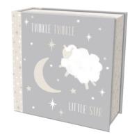 Lady Jayne: Baby's Keepsake Box - Twinkle Twinkle