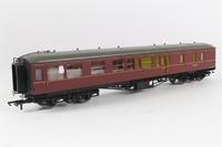 Hornby: BR Hawksworth Brake 3rd Class '56