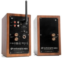 Audioengine: HD3 Powered Desktop Speakers (Pair) - Walnut image
