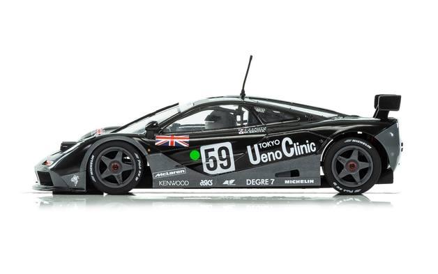 Scalextrix: Legends McLaren F1 GTR - Le Mans 1995 - Limited Edition