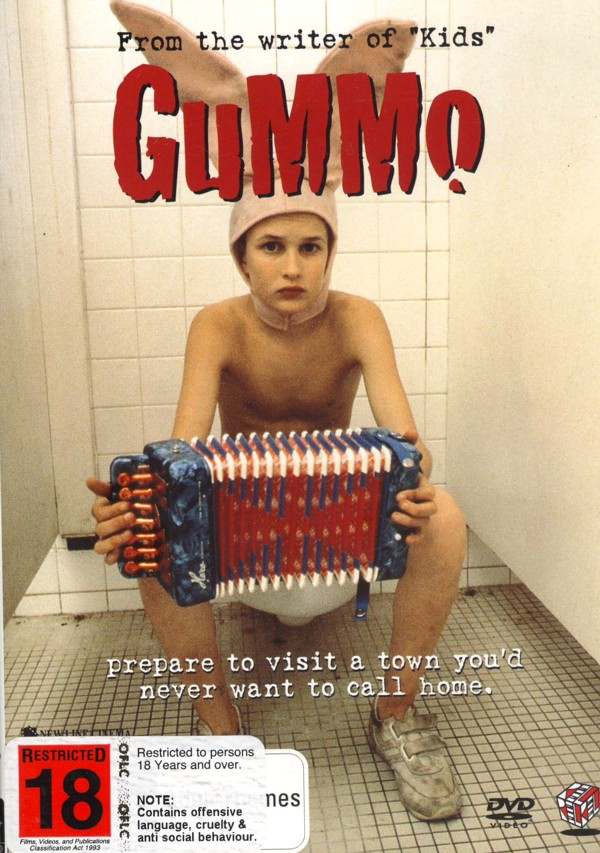 Gummo on DVD image