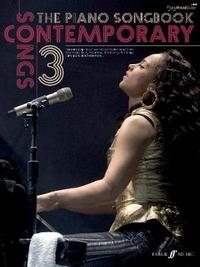 The Piano Songbook: Contemporary Songs Volume 3 image