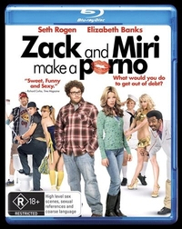 Zack & Miri Make A Porno on Blu-ray