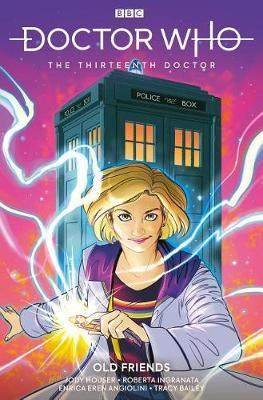 Doctor Who: The Thirteenth Doctor Volume 3 by Jody Houser