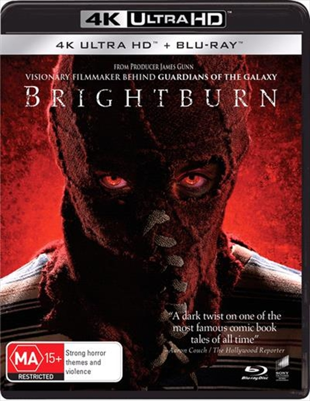 Brightburn on UHD Blu-ray
