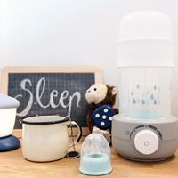 Beaba: Baby Milk Second Bottle Warmer - Grey