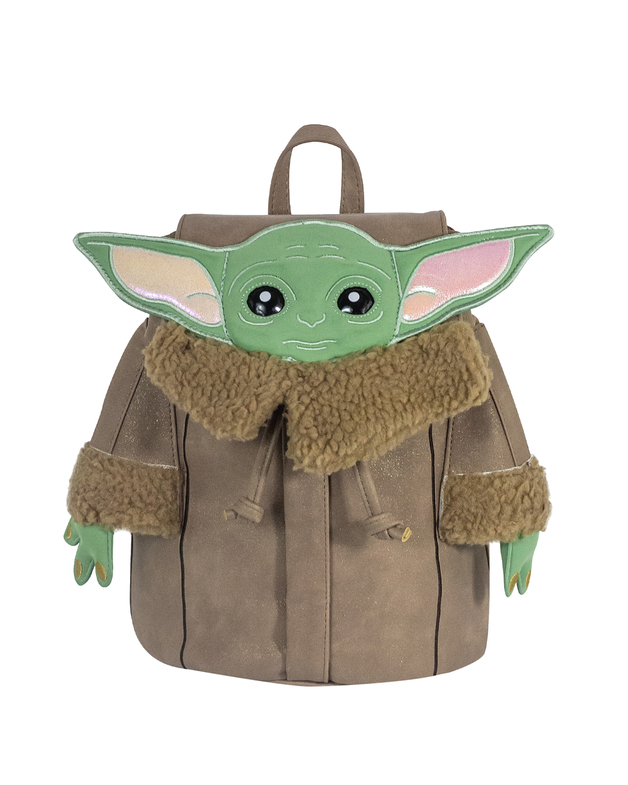 Danielle Nicole: Star Wars Mandalorian - The Child Figural Backpack