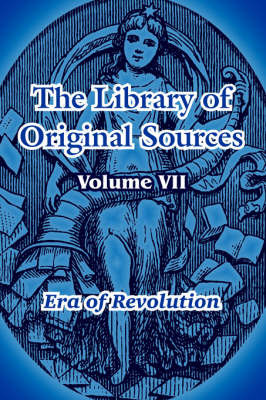 The Library of Original Sources image