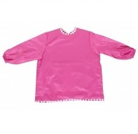 Silly Billyz Painting Apron - Small (Pink)