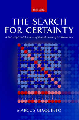 The Search for Certainty by Marcus Giaquinto