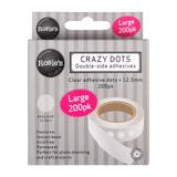 Rosie's Studio Crazy Dots 12.5mm (200 Pack)