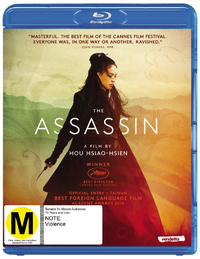 The Assassin on Blu-ray image