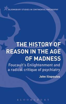 The History of Reason in the Age of Madness by John Iliopoulos image