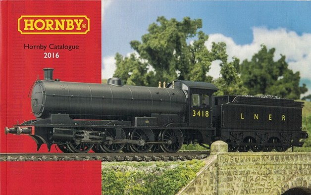 Hornby: Catalogue 2016