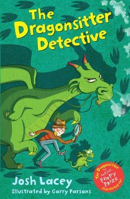 The Dragonsitter Detective by Josh Lacey image