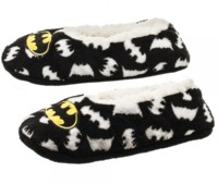 DC Comics: Batman Fuzzy Slippers (S/M)