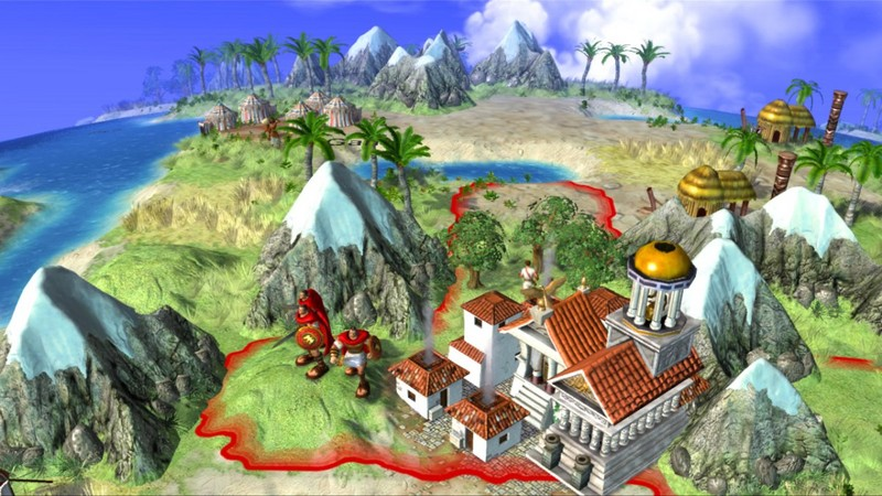 Sid Meier's Civilization Revolution for PS3 image