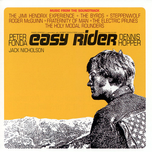 Easy Rider - Official Movie Soundtrack (LP) by Soundtrack / Various
