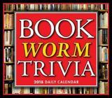 Bookworm Trivia 2018 Desk Calendar by Sorche Fairbank