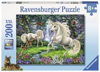 Ravensburger: Mystical Unicorns - 200pc Puzzle
