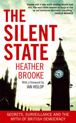 The Silent State by Heather Brooke image