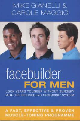 Facebuilder for Men by Carole Maggio image