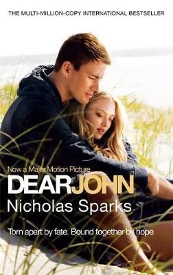 Dear John by Nicholas Sparks image