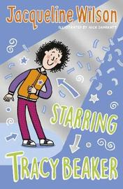 Starring Tracy Beaker by Jacqueline Wilson image