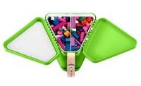 Teebee: Play & Store Toy Box - Green