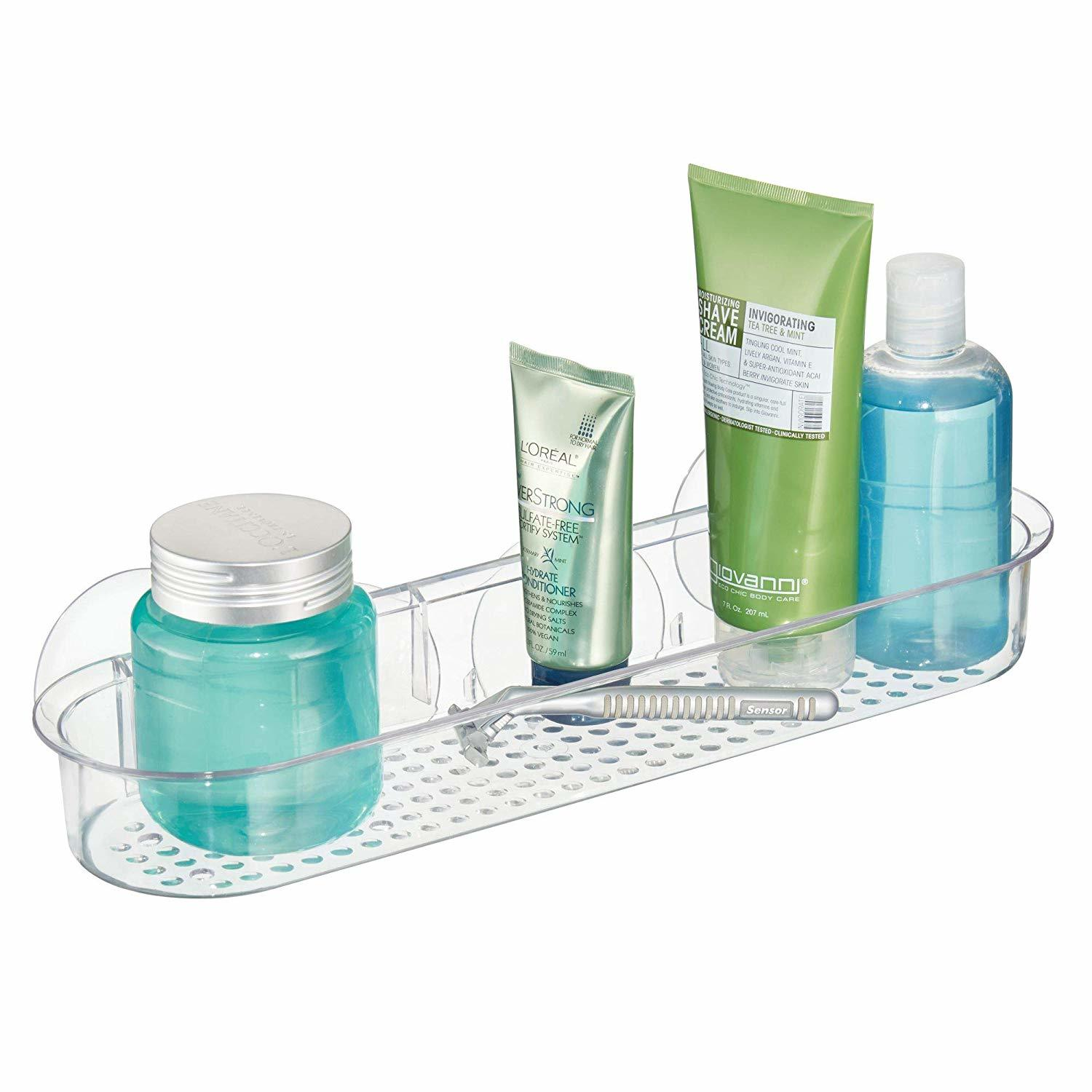Interdesign: Classic Suction Shower/Tub Caddy image