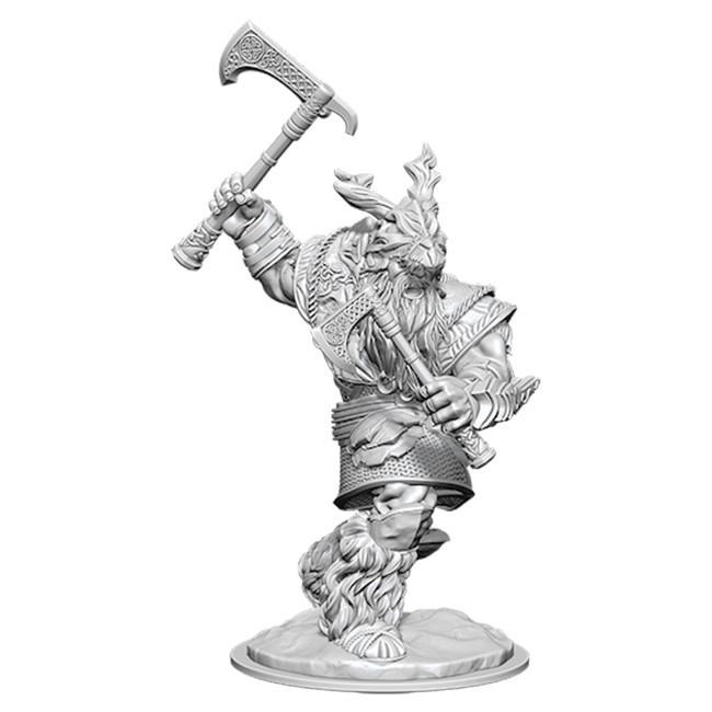 D&D Nolzurs Marvelous: Unpainted Miniatures - Frost Giant Male image