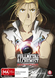 Fullmetal Alchemist: Brotherhood Collection 4 (2 Disc Set) on DVD