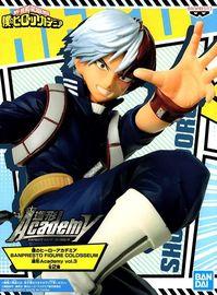 My Hero Academia: Shoto Todoroki (Coloured) - PVC Figure image