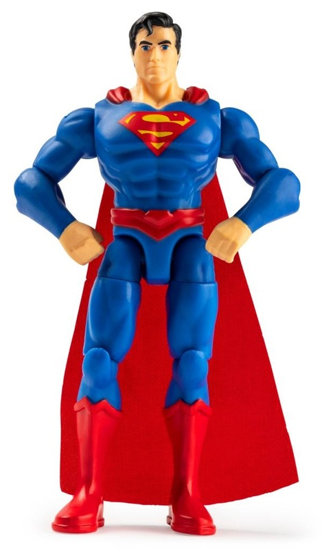 DC Comics: Superman - Mystery Mission Figure