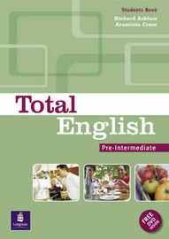Total English: Pre-intermediate Student's Book by Araminta Crace image