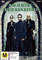 The Matrix - Reloaded on DVD