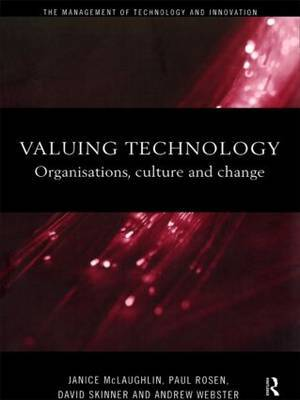 Valuing Technology by Janice McLaughlin image