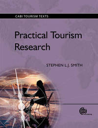 Practical Tourism Research by S.L.J. Smith image