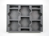 Movement Tray Holder 3 Foam Tray (BFL) (2.5 inch)